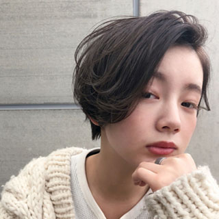 2019年はバッサリでかわいく♡「ショートヘア」で女っぽ作戦