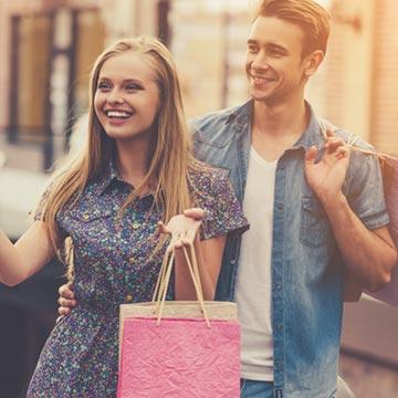 女性との買い物デートに男性は何分まで付き合える?