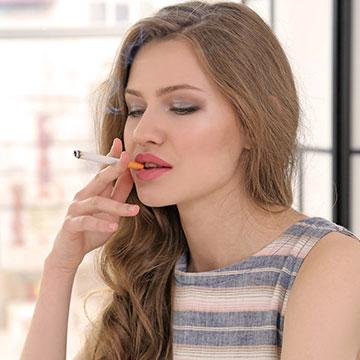 女性の喫煙者…たばこが与える影響と電子たばこについて