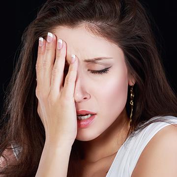 生理前の憂鬱・イライラなどの心の不調「月経前症候群」について