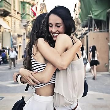 嫌いじゃないけどちょっと重い…友情の押し付けに感じる言葉