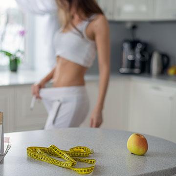 女子力、恋愛力がダウンする前に!正月太りの解消方法