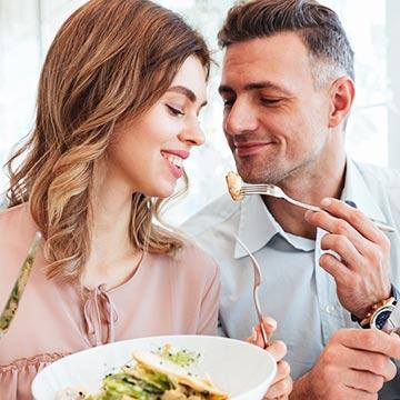 パートナーや恋人と一緒に食事してる?食卓と愛情の関係性