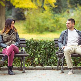恋愛は出会って3秒で決まる!?女性を最初に見るポイントを掴んで好印象をGET!