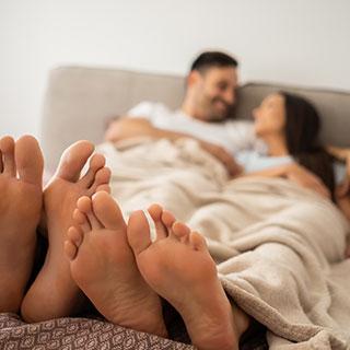 男性に「朝セックス」をしたい!と思わせる可愛い寝方
