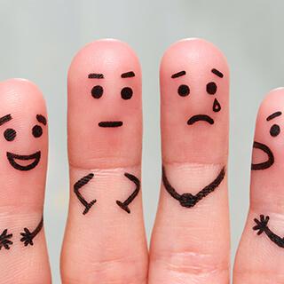 「男女の指の長さ」でここまでわかる!?『恋愛・性格』のタイプ診断
