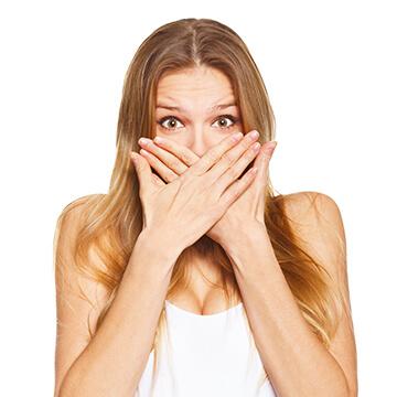 男性が「こんな女性とはキスできない!」とためらってしまう瞬間7パターン