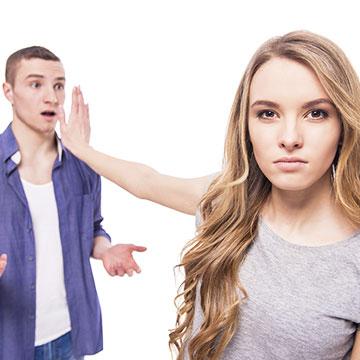 男性が彼女の反応を見て不安になるシチュエーション