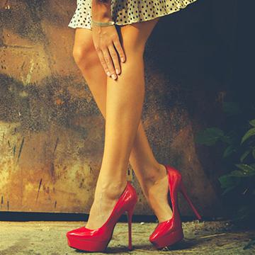 男性がぐっと来ない「NGだと思う女性の脚」7パターン