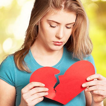 失恋ソングで思いっきり泣こう!恋に傷ついた心に染みる名曲を紹介。