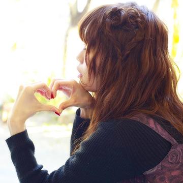 バレンタインといえばハート♡可愛いハートヘアアレンジ3選