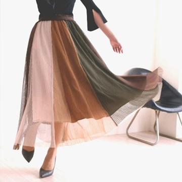 「チュールスカート」が可愛い♡大人女子にもおすすめのチュールスカートコーデ