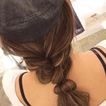 スポーツmixコーデに合う♡キャップで魅せるヘアアレンジ6選