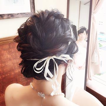 ジューンブライド♡花嫁さんにおすすめしたいヘアスタイル8選【まとめ髪編】