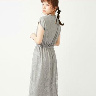 """""""ハイネックデザイン""""でも涼しげ♡夏こそ取り入れたい上品コーデ6選"""