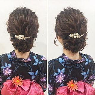 夏祭りは浴衣に合うヘアスタイルで♪上品だけど可愛い浴衣ヘア10選