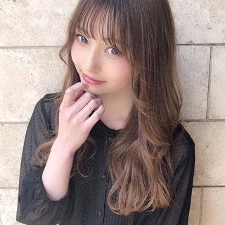 """今っぽヘアは""""シースルーバング+ふんわり""""が大切♪大人可愛いトレンドヘア7選"""