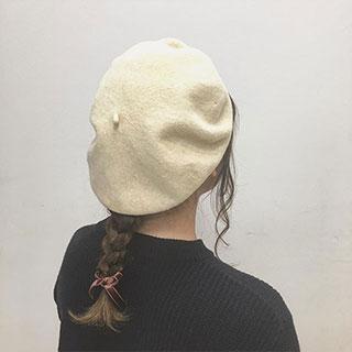 ただ被るだけじゃもったいない!ワンランクupするベレー帽のヘアアレンジ6選