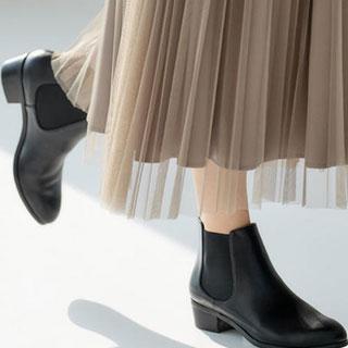 秋冬のおでかけに履きたい♡足が痛くなりにくいブーツ特集
