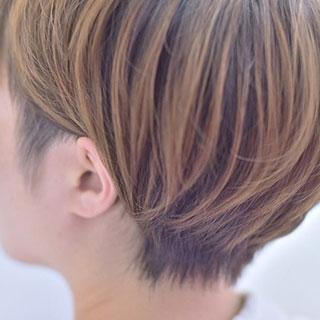 """女の子も""""刈り上げヘア""""でスタイリッシュに♪大人っぽく演出するツーブロックのショートヘア特集"""