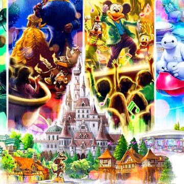 ついに2020年4月15日オープン♪東京ディズニーランドの気になる新エリアは何があるの?