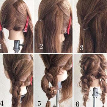 ピンなしでできるアレンジ特集!簡単で大人可愛いヘアアレンジ3選