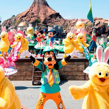 2020年の「ディズニー・イースター」は東京ディズニーシーで♡ヘンテコ楽しい春を満喫しよう!