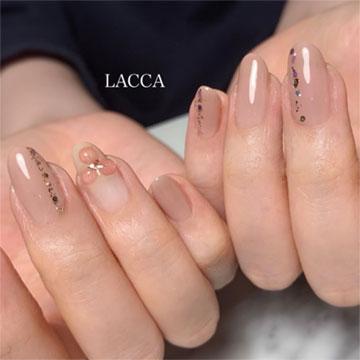 指先から春色にチェンジ♡人気のピンク・ベージュカラー別デザイン8選