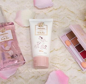桜イメージの香りとパッケージが可愛い♡春を感じるアイテムがディズニーストアから登場!