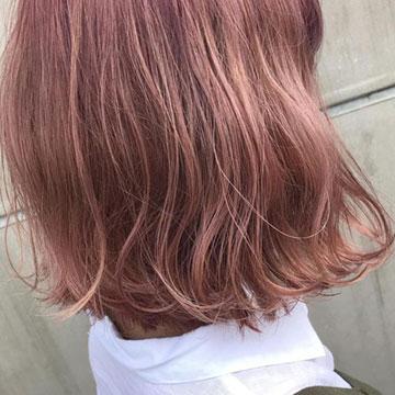 春ヘアはピンクカラーにチャレンジ♡さくらっぽさで季節感を取り入れて!