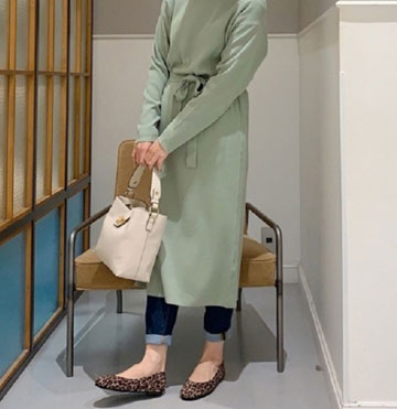 2020年春は#ミントグリーンが話題!大人女子のパステルカラーはこう着こなす!