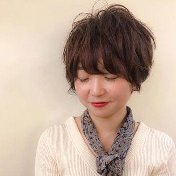 ショートヘアはハイライトを入れて立体的に♡こなれ感のあるヘアスタイル7選
