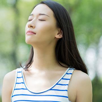 呼吸がダイエットにつながる?脂肪燃焼が期待できるヨガ呼吸法