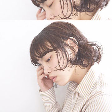 """""""前髪あり""""でもこなれ感たっぷり♡大人の垢抜けボブ~ミディアムスタイル8選"""