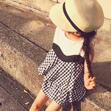 忙しいママでもすぐ出来る♡子供にしてあげたい夏の簡単ヘアアレンジ6選