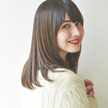 モテる髪型♡秋冬におすすめ万能系ヘアスタイル「セミディ」まとめ