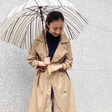 雨の日は「傘」も「レインシューズ」もオシャレに変身♡大人のための雨の日コーデ5選