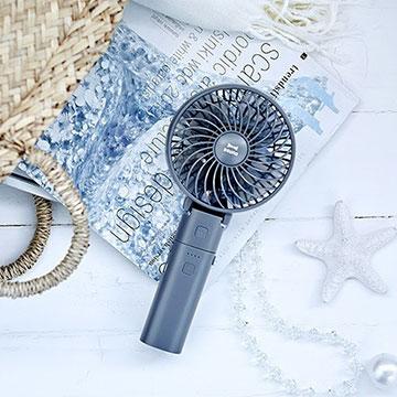 【3,000円以下】「持ち運び」にも「デスク」にも♡プチプラで買える機能・デザイン重視の小型扇風機4選