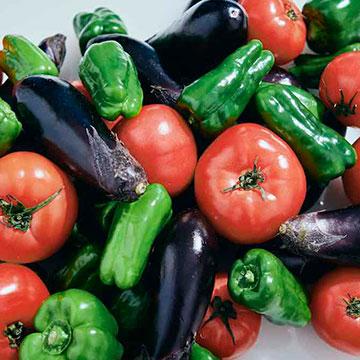 大人も嫌がる野菜を美味しく♡トマト・ナス・ピーマンを使った簡単美味しいレシピ特集