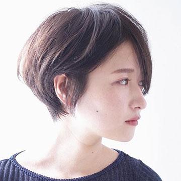 大人の魅力全開♡アラフォー美女のためのショート~ボブヘアカタログ