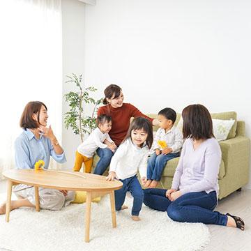 子どもにも自分にも、ママ友はできると心強い存在♪ママ友を作る上での注意点って?
