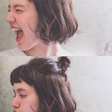 自分のくせ毛が好きになる♡くせ毛を活かした簡単ヘアアレンジ集