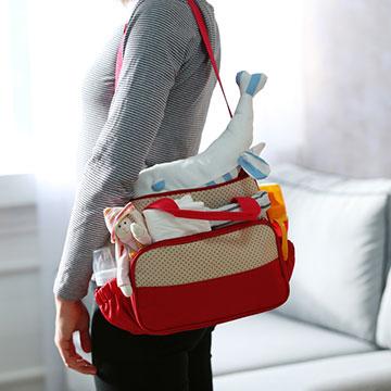 ごちゃごちゃになりがちなマザーズバッグ、すっきり整頓させるコツ3つ