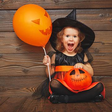 不器用ママでも大丈夫!ハロウィンで子どもにしてあげたいヘアアレンジ特集♡