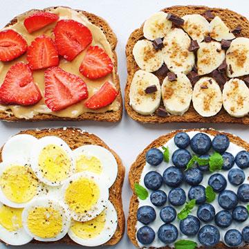 パン派女子必見♡トーストに合うパンのお供5選