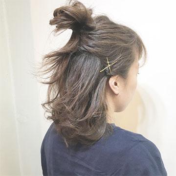 不器用さんでも簡単こなれヘア♡休日も年明けのお仕事もかわいいヘアアレンジ6選