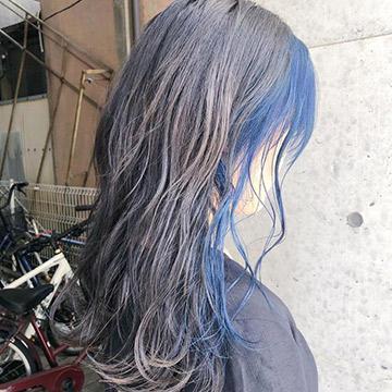 ポイントカラーで今っぽヘアに即垢抜け♡ 自分好みのトレンドヘアを楽しもう!