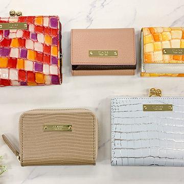 キャッシュレス時代の今こそ持ちたいミニ財布♡ミニバッグのお供にしたい上質デザインにうっとり