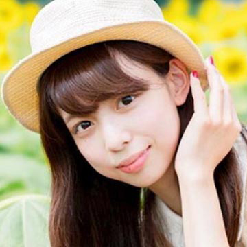 紫外線対策もバッチリ!帽子に似合う初夏ヘアアレンジ♡
