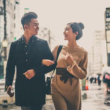 自慢の彼女に♡彼が彼女といて幸せを感じる瞬間5つ